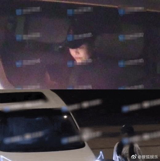 Nhiều lần phủ nhận, mỹ nhân Hoa hậu Hàn bị bắt gặp sang hẳn Thượng Hải hẹn hò, vào khách sạn với tài tử xứ Đài? - Ảnh 1.