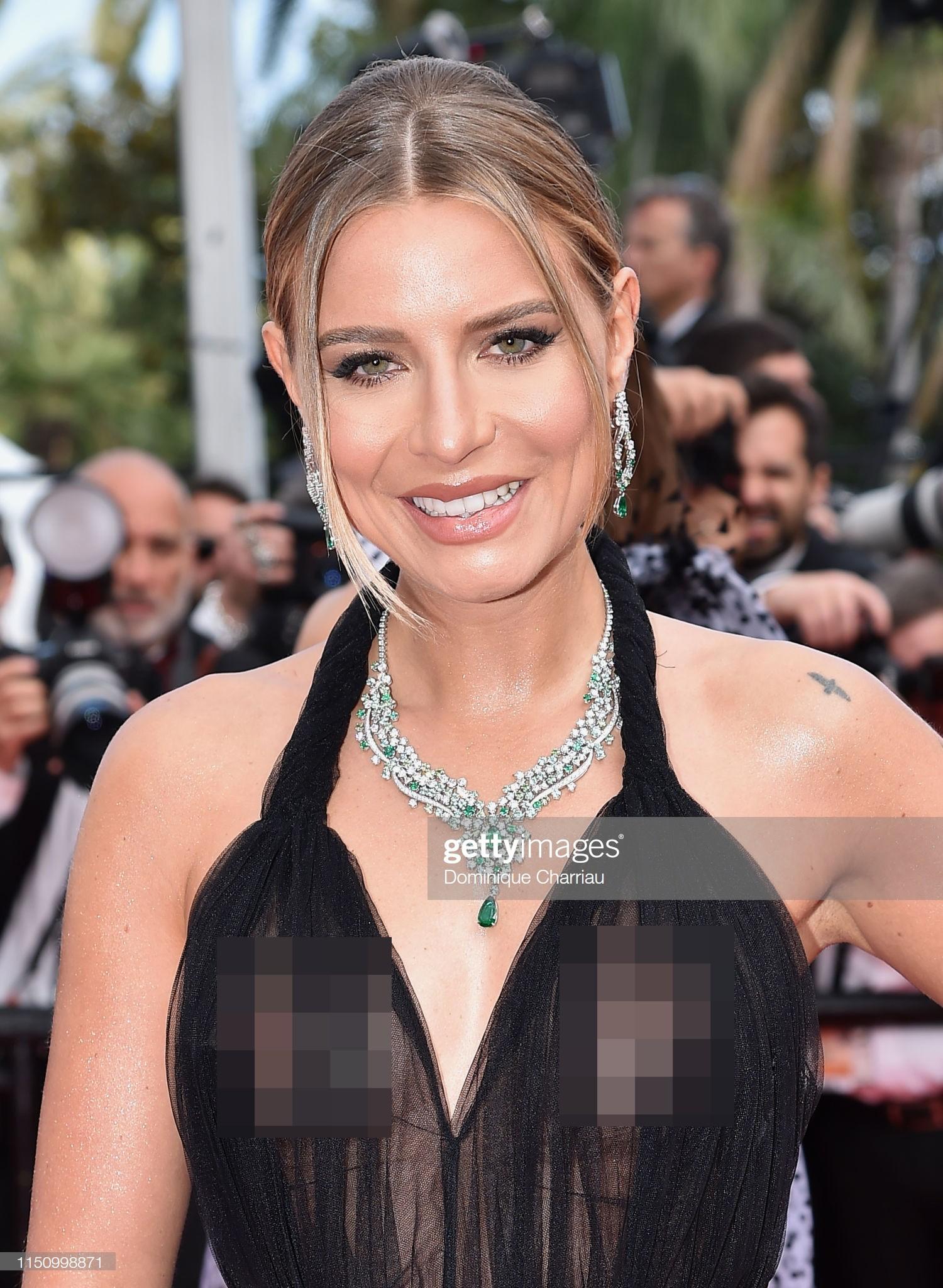 Cannes ngày 8: Mỹ nhân Ý khoe vòng 1 nhức mắt, dàn người mẫu Hollywood tung chiêu hết cỡ tại thảm đỏ - Ảnh 3.