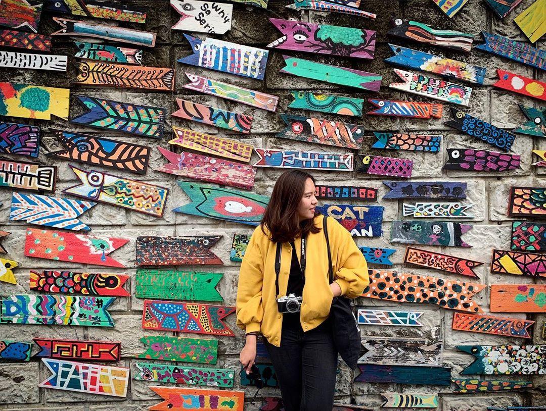 Làng cổ Gamcheon: Từ một khu ổ chuột trở thành Santorini của Hàn Quốc - Ảnh 7.