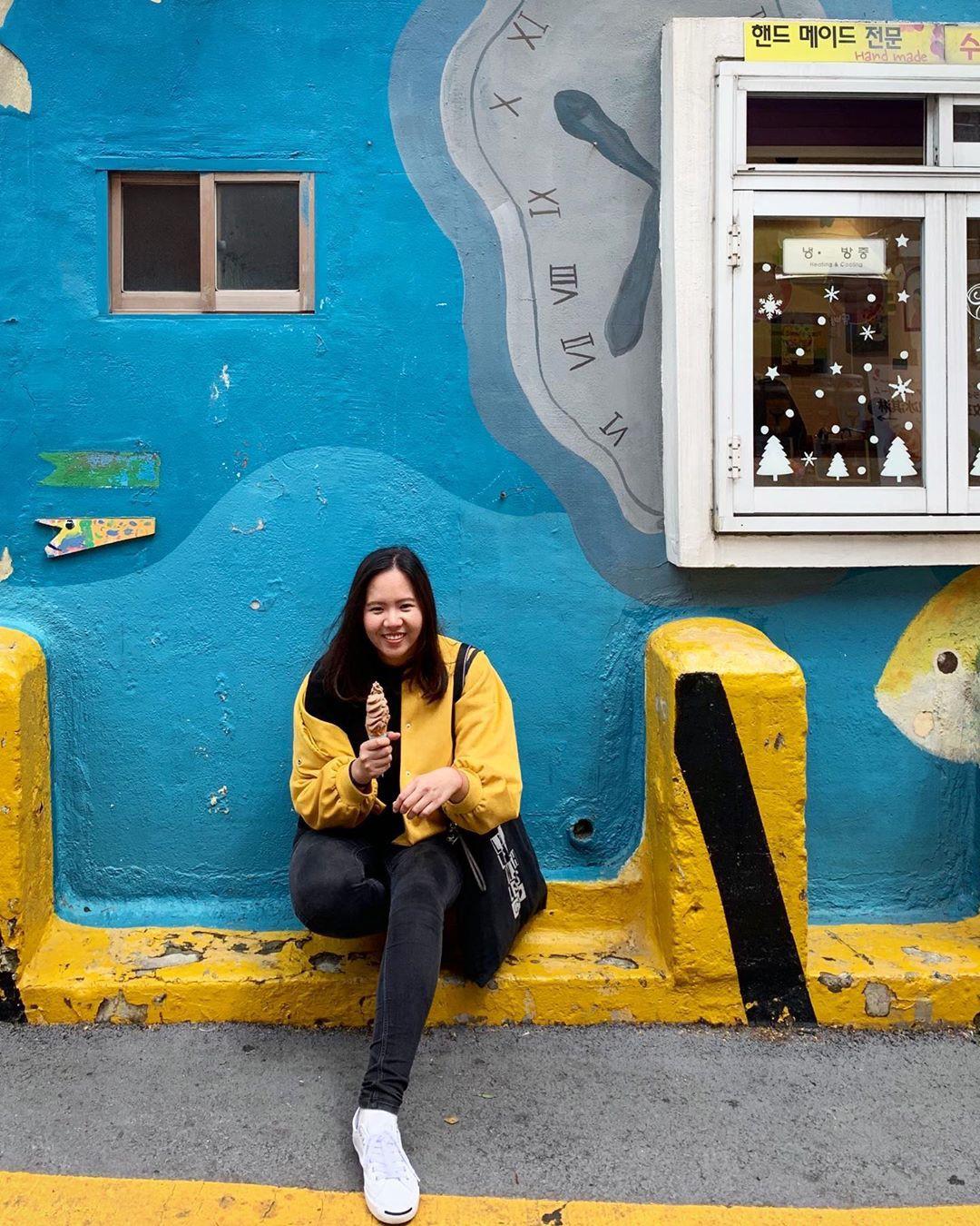 Làng cổ Gamcheon: Từ một khu ổ chuột trở thành Santorini của Hàn Quốc - Ảnh 8.
