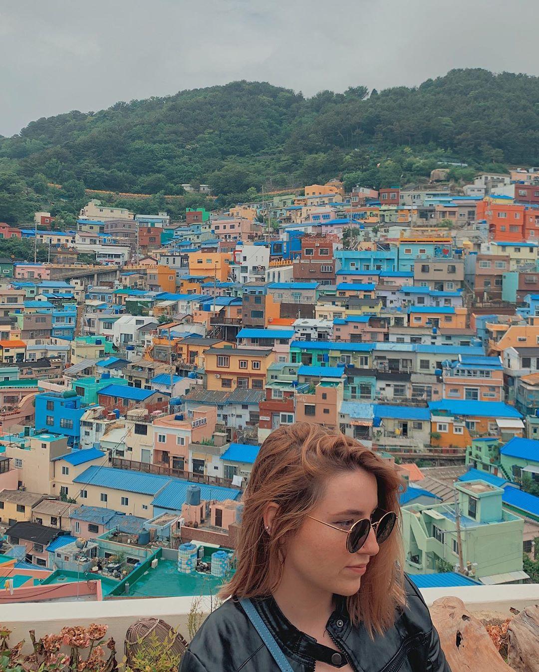 Làng cổ Gamcheon: Từ một khu ổ chuột trở thành Santorini của Hàn Quốc - Ảnh 13.