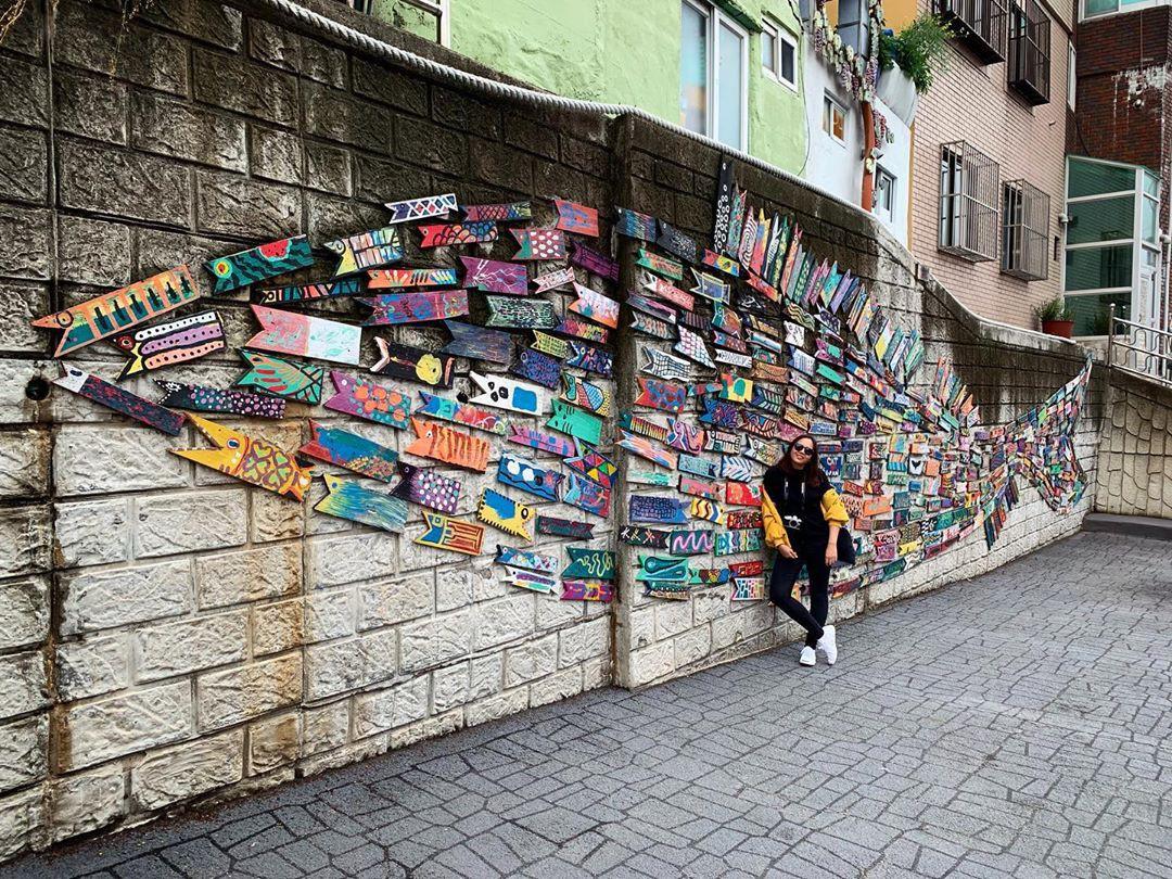 Làng cổ Gamcheon: Từ một khu ổ chuột trở thành Santorini của Hàn Quốc - Ảnh 14.