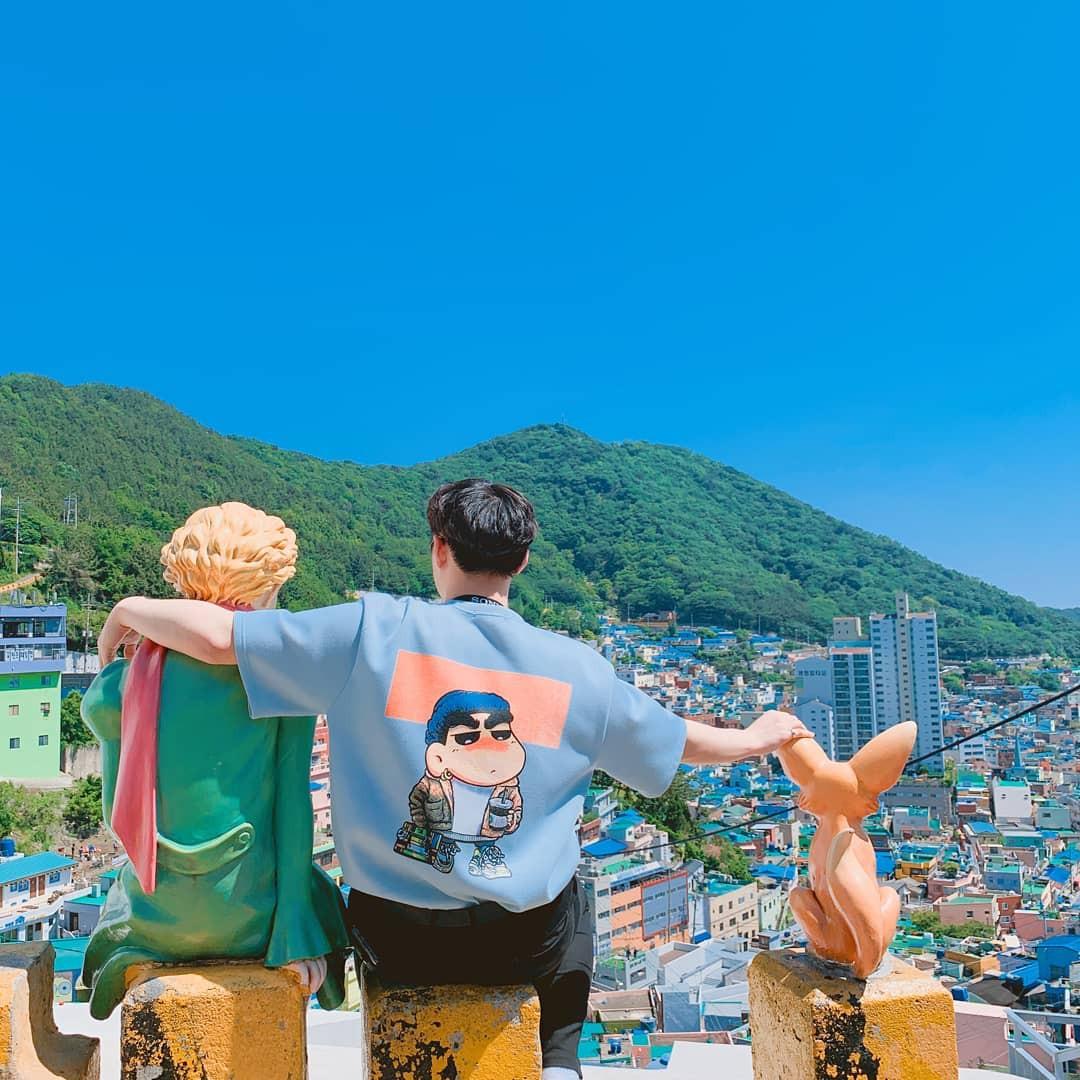 Làng cổ Gamcheon: Từ một khu ổ chuột trở thành Santorini của Hàn Quốc - Ảnh 16.