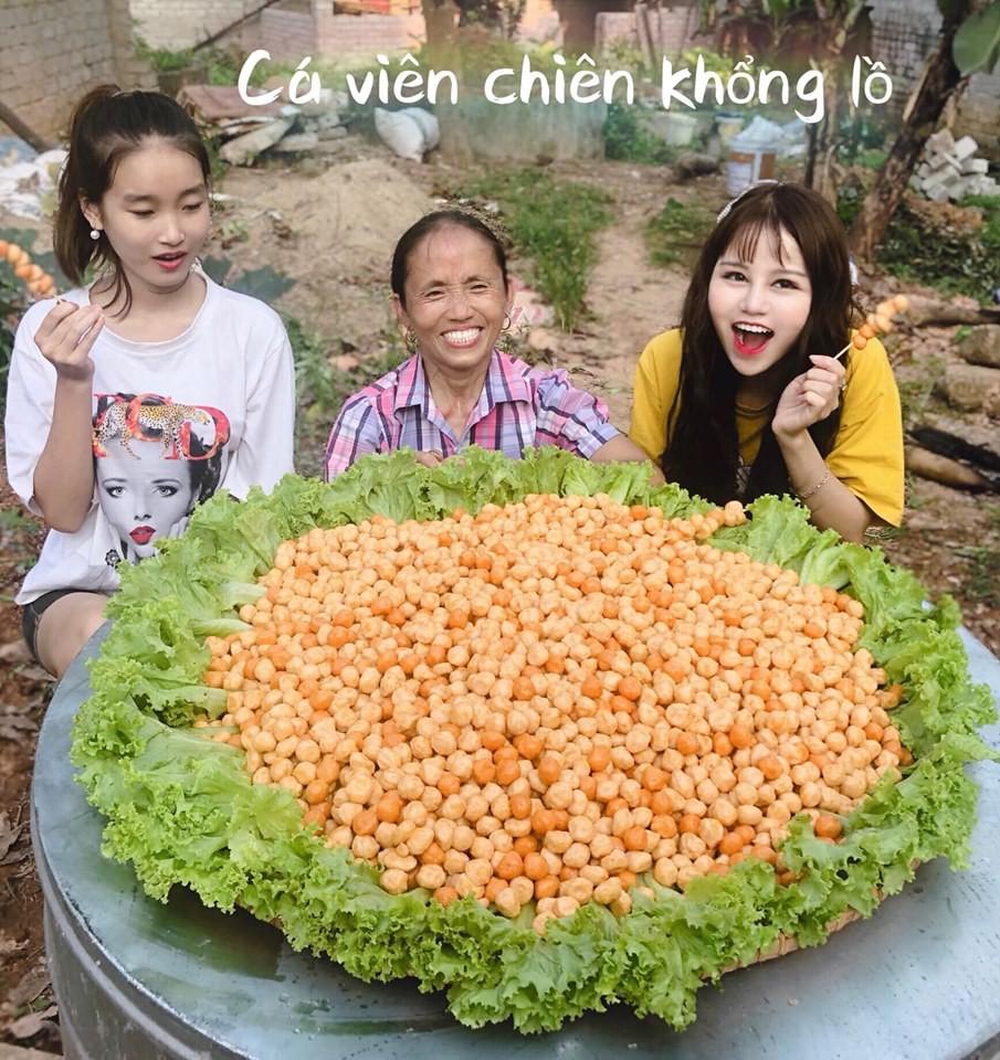 """Cô gái hay xuất hiện trong các vlog của Bà Tân bị """"ném đá"""" vì make-up quá đậm, là ai? - Ảnh 2."""