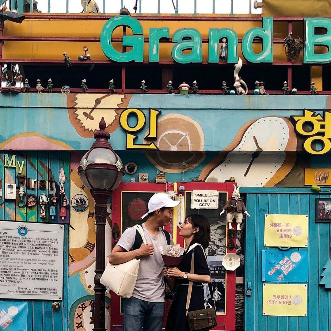 Làng cổ Gamcheon: Từ một khu ổ chuột trở thành Santorini của Hàn Quốc - Ảnh 5.