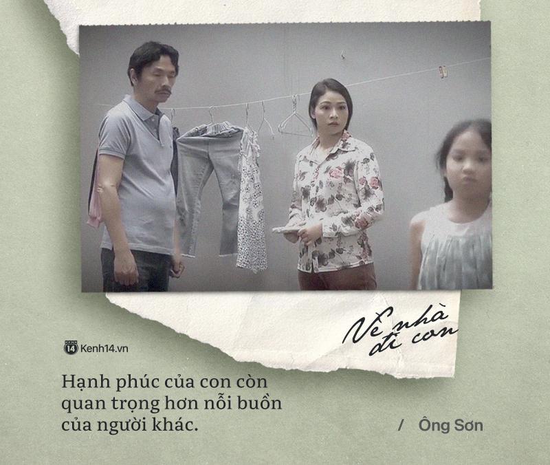 Không chỉ là bộ phim quốc dân, Về nhà đi con còn cho chúng ta những bài học vô giá về tình cảm gia đình - Ảnh 1.