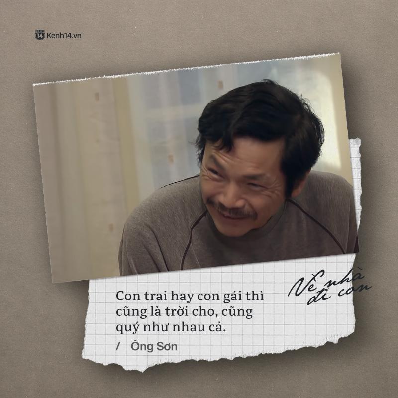Không chỉ là bộ phim quốc dân, Về nhà đi con còn cho chúng ta những bài học vô giá về tình cảm gia đình - Ảnh 15.