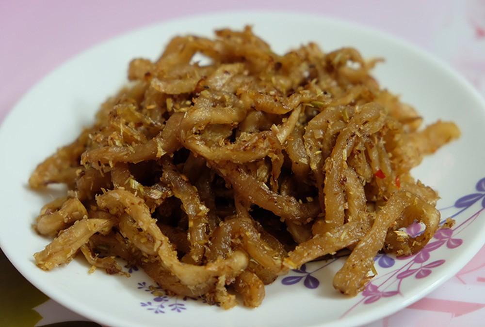 Về Bạc Liêu nhớ phải thử món đặc sản trăm năm có cái tên lạ tai: xá bấu - Ảnh 1.