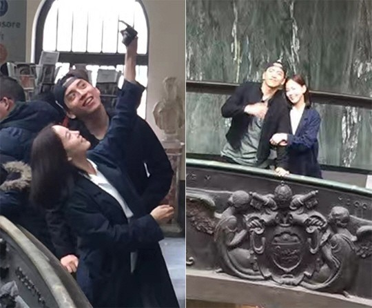 Nhiều lần phủ nhận, mỹ nhân Hoa hậu Hàn bị bắt gặp sang hẳn Thượng Hải hẹn hò, vào khách sạn với tài tử xứ Đài? - Ảnh 6.
