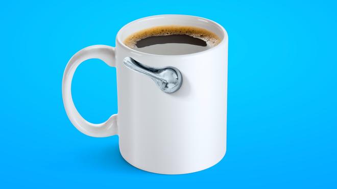 Cứ 3 người uống cà phê thì có 1 người buồn đại tiện: Tại sao lại vậy? - Ảnh 1.