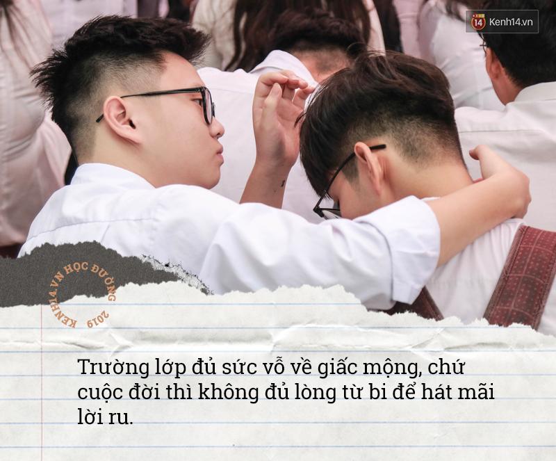 Đừng phí nước mắt cho ngày bế giảng, khóc làm gì khi vừa ra trường đã vội quên nhau, rủ họp lớp ai cũng đồng loạt seen - Ảnh 2.