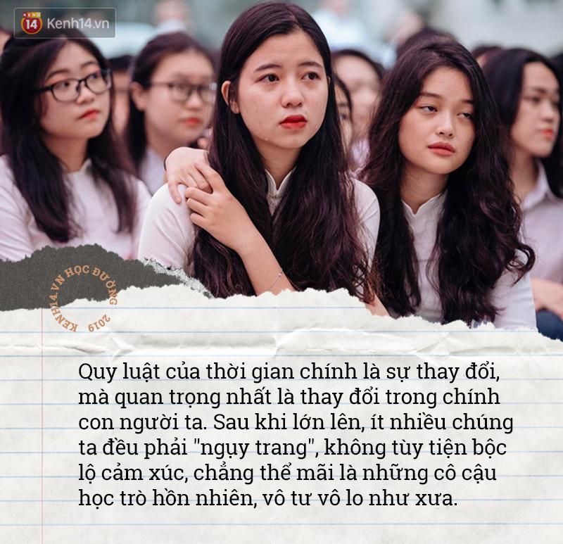 Đừng phí nước mắt cho ngày bế giảng, khóc làm gì khi vừa ra trường đã vội quên nhau, rủ họp lớp ai cũng đồng loạt seen - Ảnh 5.
