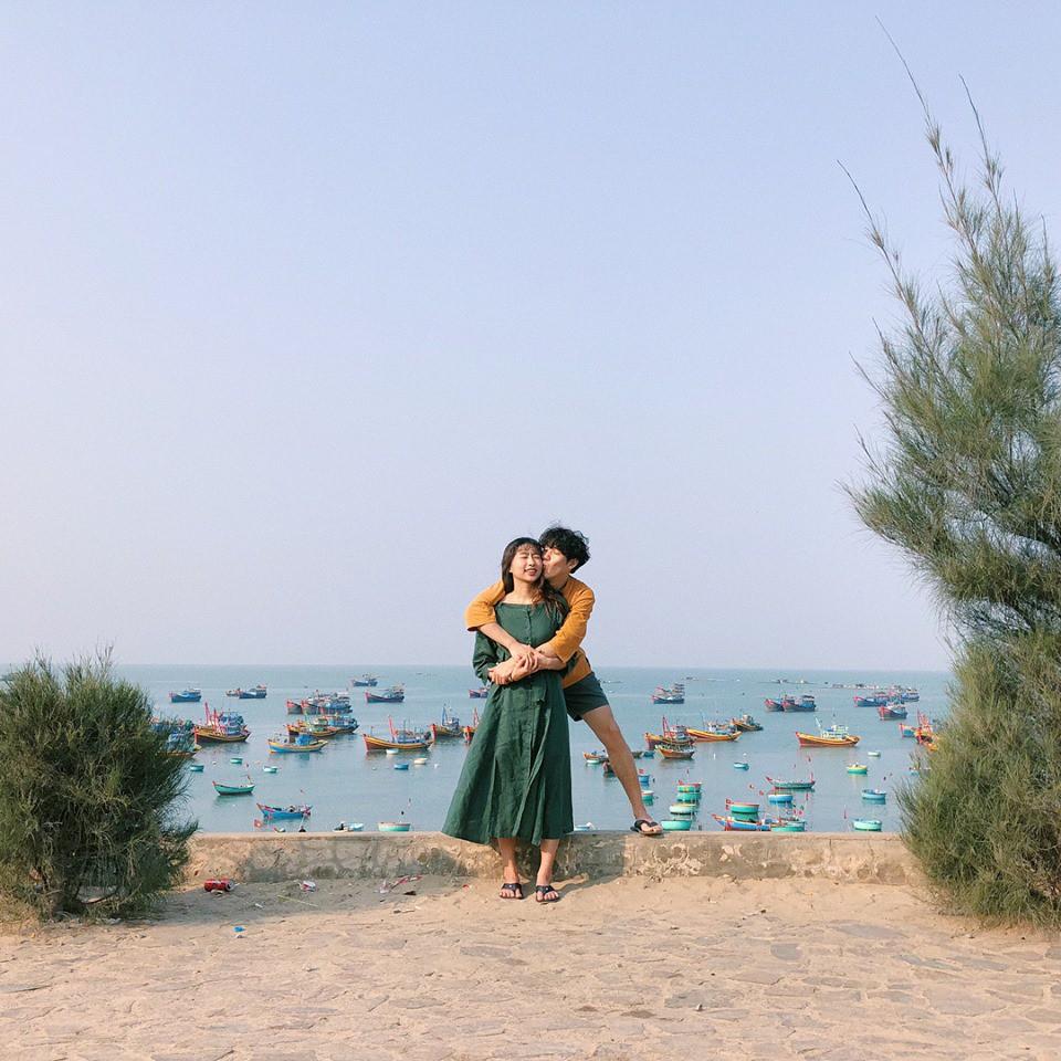 Học cách pose dáng như cặp đôi người Hàn này, đảm bảo có ngay loạt ảnh du lịch đáng yêu không trượt phát nào - Ảnh 16.