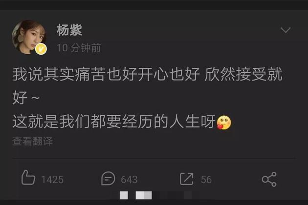 Bạch Ngọc Lan còn chưa trao giải, Dương Tử đã mời thiên hạ hít nhẹ drama bằng một dòng trạng thái vừa đăng đã xoá - Ảnh 2.