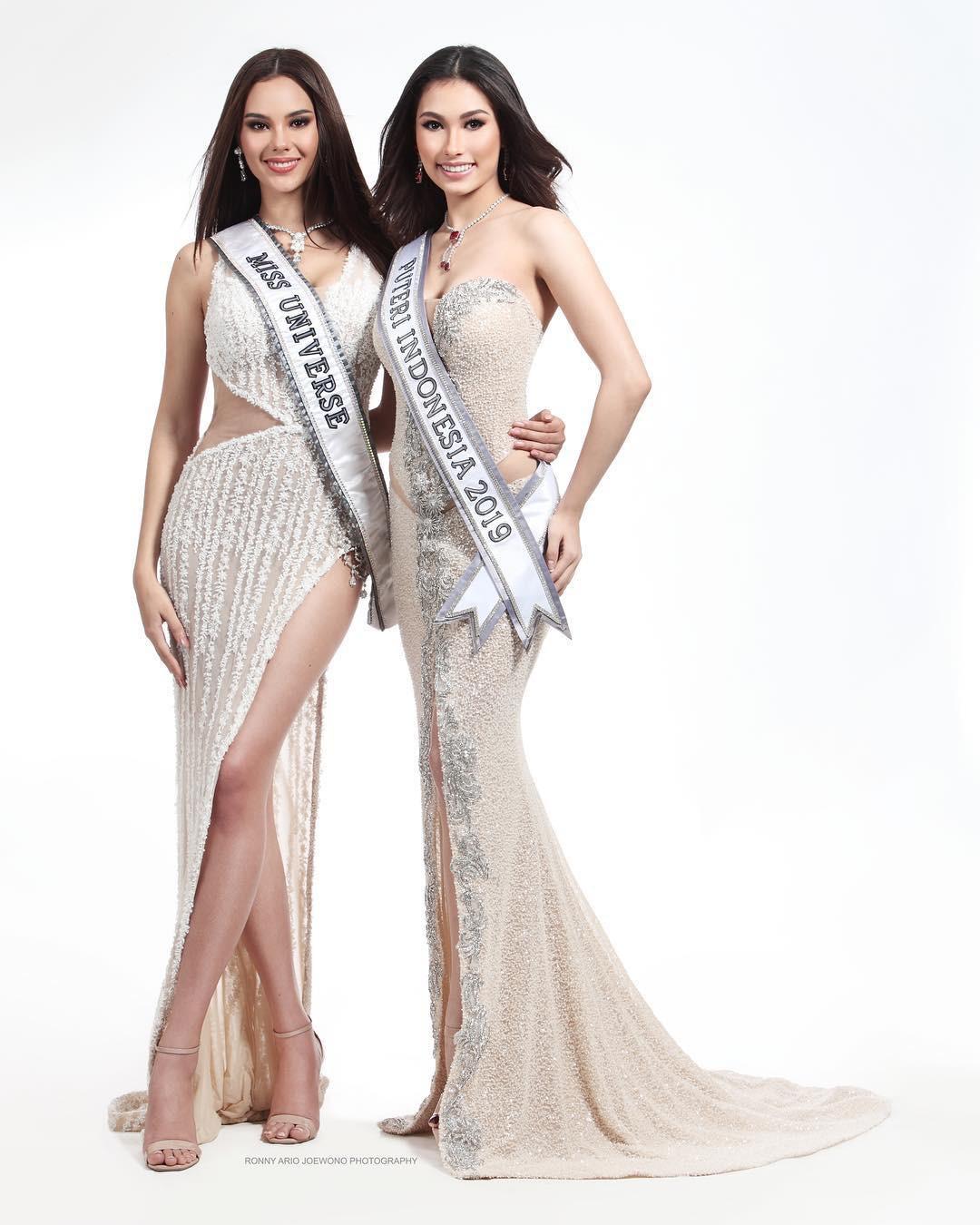 Phản ứng bất ngờ của đối thủ nặng ký nhất nhì khu vực Châu Á với Hoàng Thùy trước thềm Miss Universe 2019 - Ảnh 5.