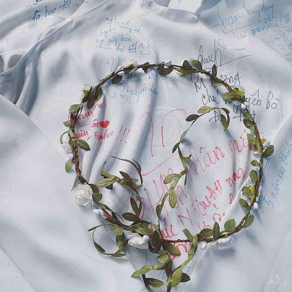 Dân mạng đua nhau share chiếc áo trắng thanh xuân với những dòng chữ chi chít của bạn bè cùng lớp, bạn còn giữ nó không? - Ảnh 18.