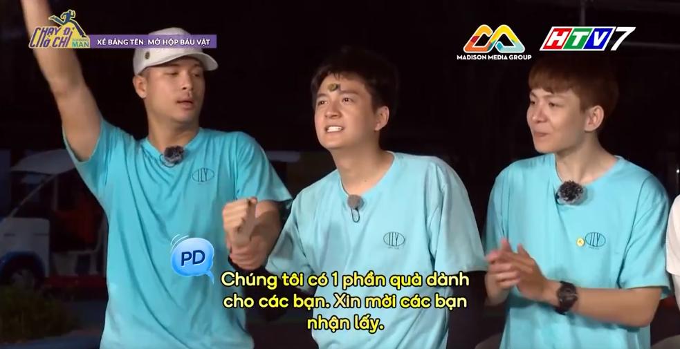 Trương Thế Vinh lần đầu tiên chiến thắng tại Running Man và đây là cách chúc mừng của BB Trần! - Ảnh 3.