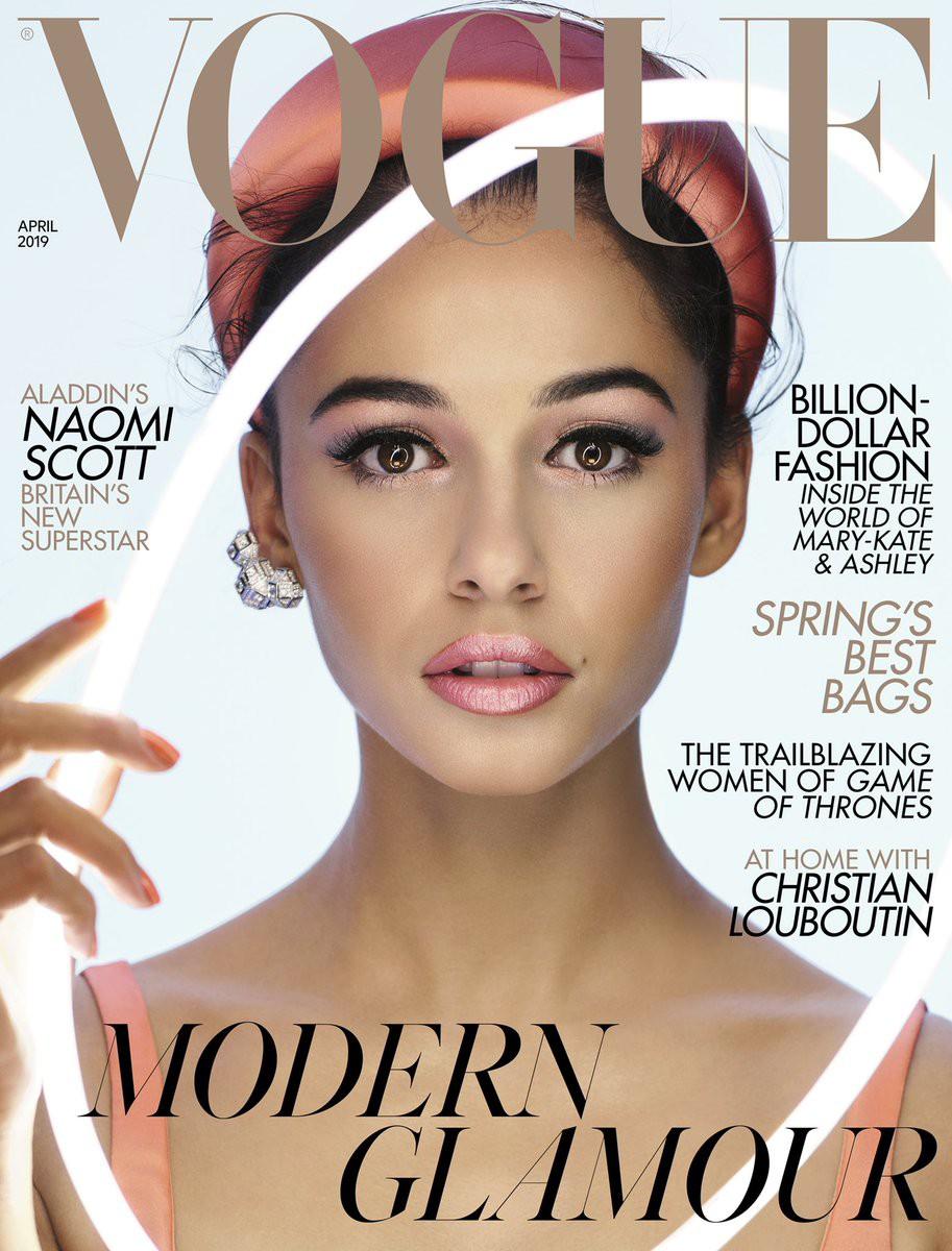 Jasmine đầu tiên của Aladdin Naomi Scott: Vẻ đẹp lai Á - Âu gây bão, từ ca sĩ vô danh thành công chúa mới của Disney - Ảnh 2.