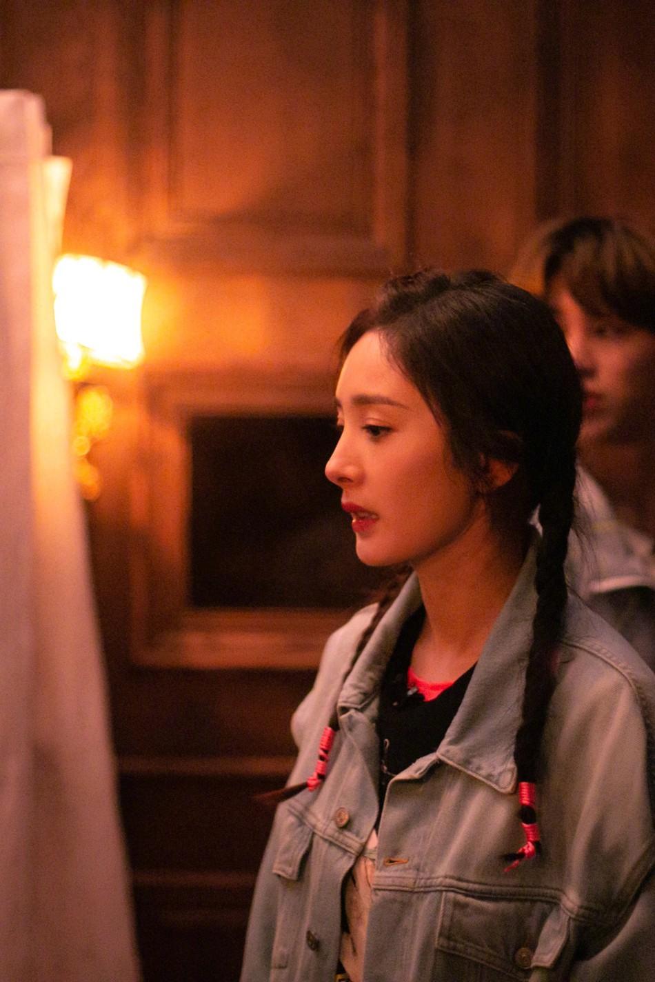 Hình ảnh của Dương Mịch hậu ly hôn Lưu Khải Uy: Trẻ lại chục tuổi, không khác nào thiếu nữ đôi mươi - Ảnh 8.