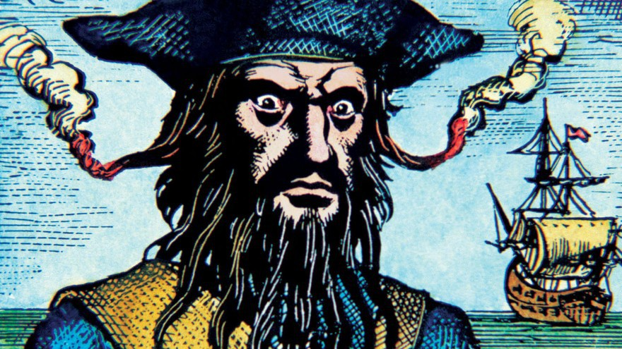 Những tên cướp biển đặc biệt chất trong lịch sử, còn hơn cả Cướp biển vùng Caribbean - Ảnh 1.