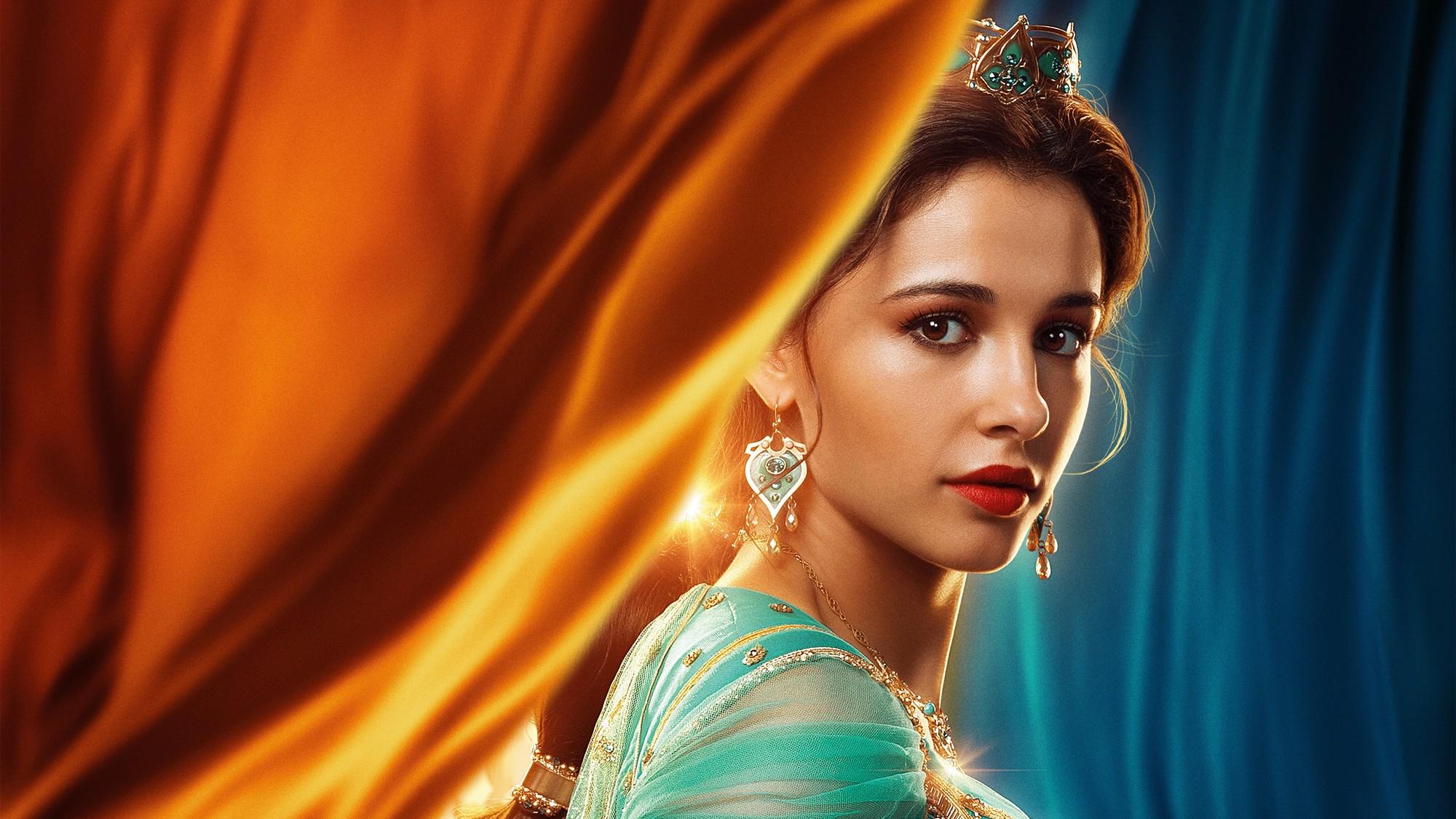 Jasmine đầu tiên của Aladdin Naomi Scott: Vẻ đẹp lai Á - Âu gây bão, từ ca sĩ vô danh thành công chúa mới của Disney - Ảnh 1.