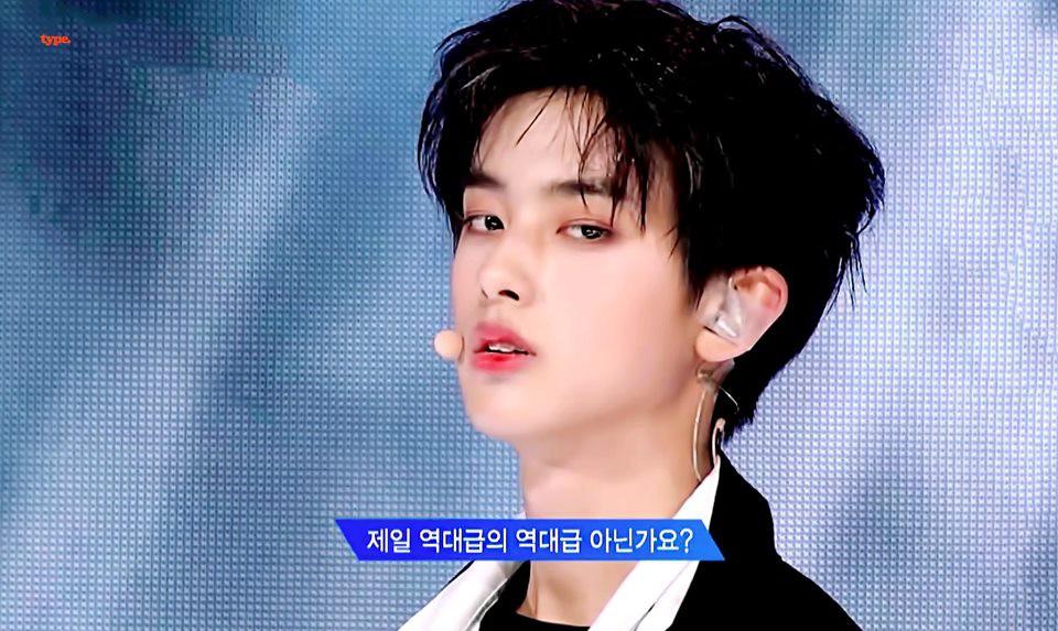 Lý do học sinh cuối cấp ở Hàn bình chọn cho Kim MinGyu (Produce 101)