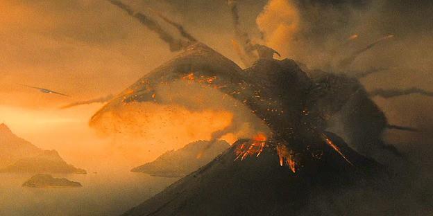 Điểm danh 11 quái thú siêu to khổng lồ từng khuấy đảo Vũ trụ Quái Vật Godzilla, thêm 2 em dự bị hấp dẫn không kém - Ảnh 9.