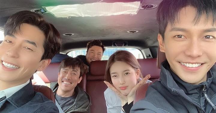Suzy đu trend biến thành em bé, Lee Seung Gi lập tức hùa theo bình luận nhanh như một cơn gió - Ảnh 4.