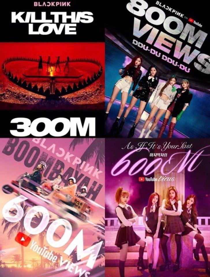 Vượt mặt chưa lâu, BlackPink lại tiếp tục nới rộng khoảng cách với BTS, trở thành nhóm nhạc Kpop đầu tiên làm được điều này - Ảnh 4.