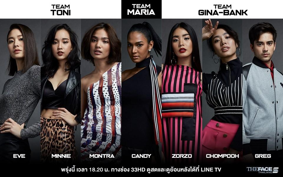 The Face Thailand: Từng bị chê tơi tả khi làm HLV nhưng 2 cựu thí sinh vẫn có đến 3 người vào Chung kết - Ảnh 1.