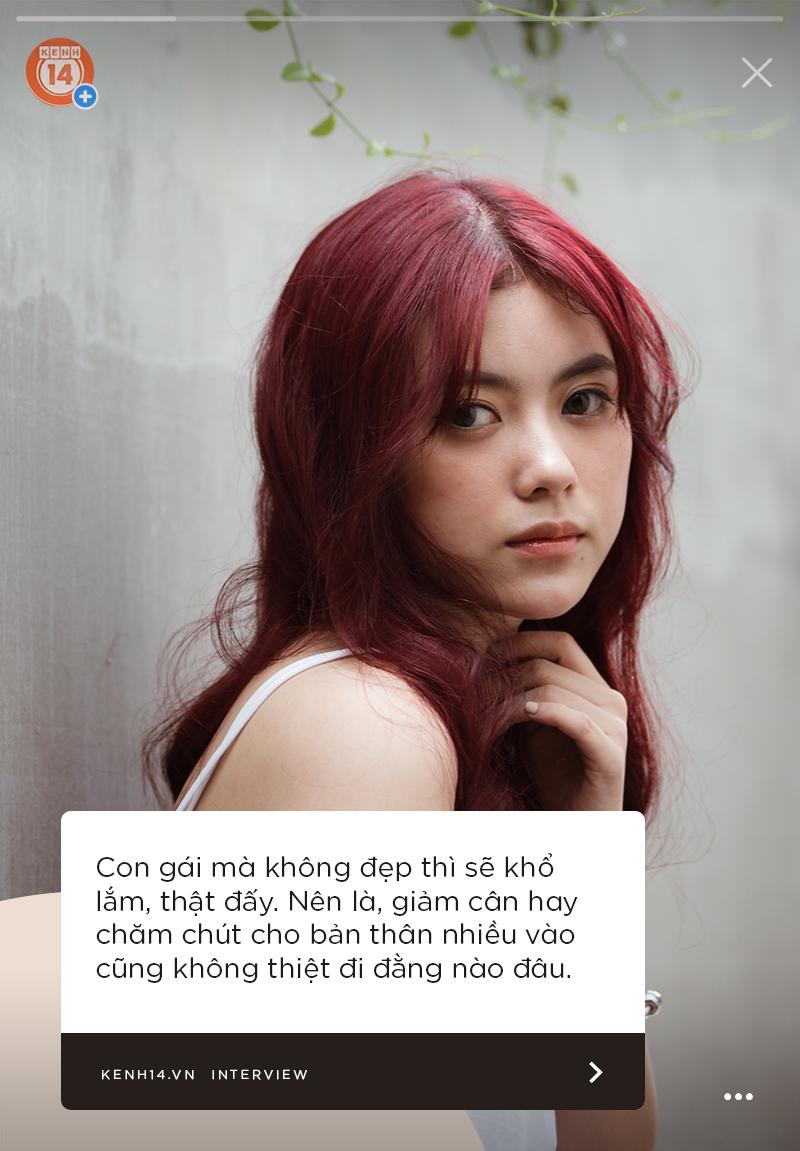 Gái xinh kiếm 100 triệu/tháng nổi đình đám Instagram: Con gái mà không đẹp thì sẽ khổ lắm, thật đấy - Ảnh 13.