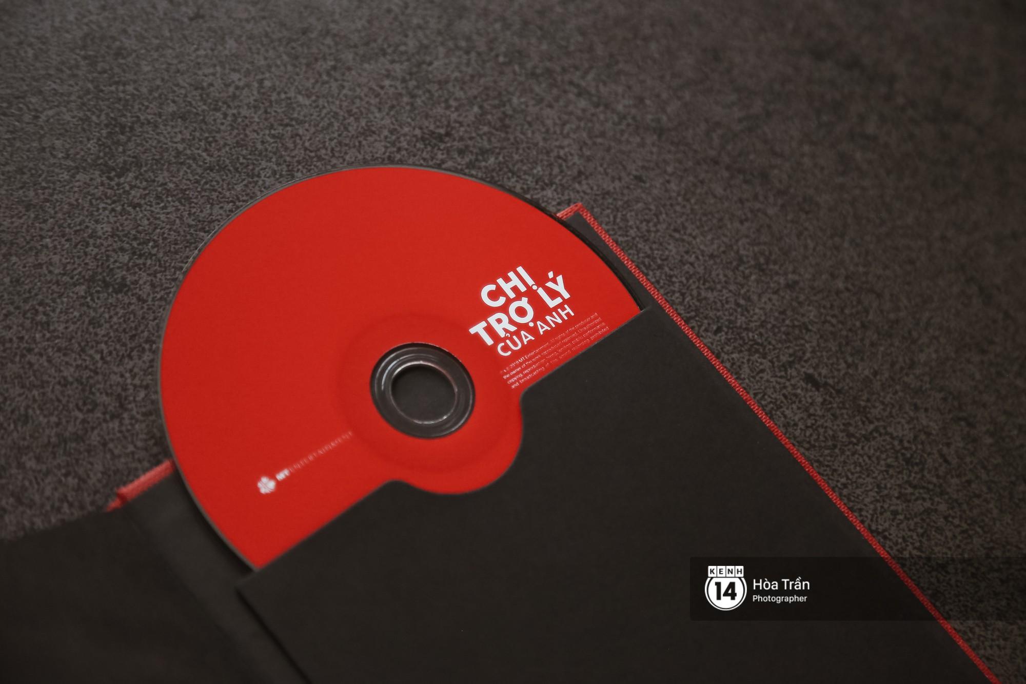 Đập hộp album nhạc phim của Mỹ Tâm: Hơn một nửa là bài cũ, tiêu thụ 4000 bản chỉ trong 2 giờ! - Ảnh 3.