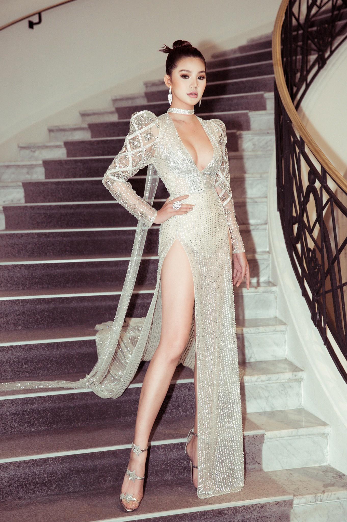 Cũng góp mặt tại Cannes, nhưng Hoa hậu Jolie Nguyễn lại đến với tư cách một... blogger? - Ảnh 3.