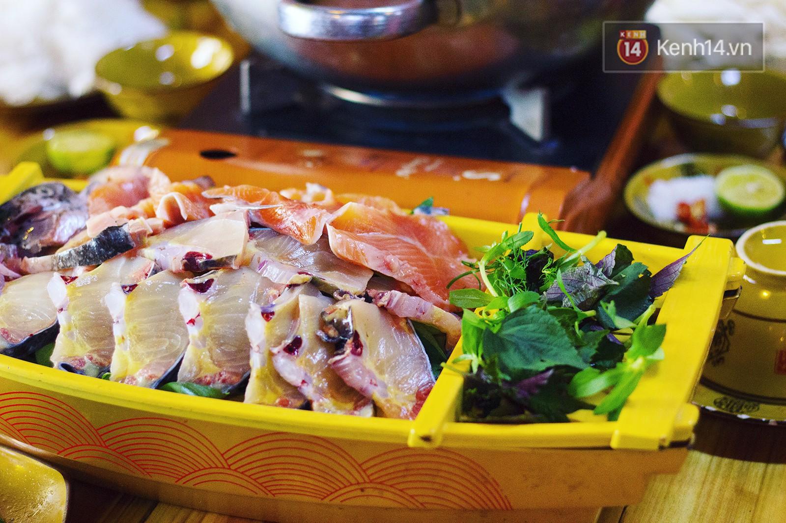 Tít trên núi cao mà Sa Pa lại nổi tiếng với món lẩu từ những loại cá đắt tiền này - Ảnh 5.