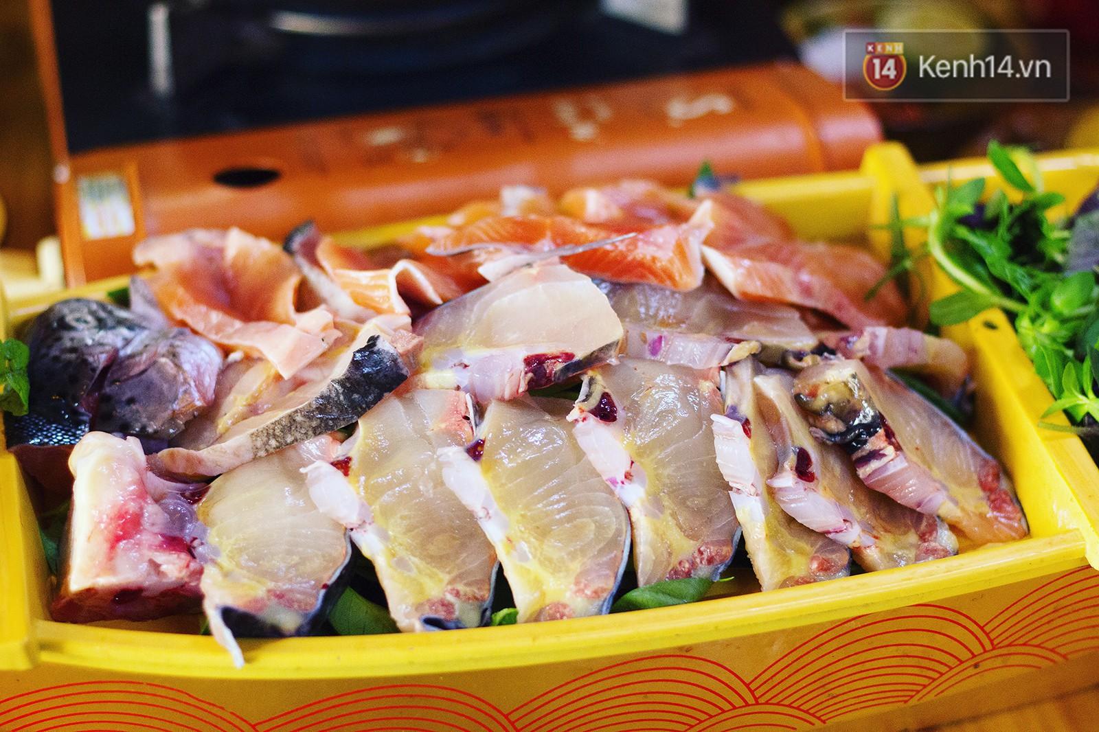 Tít trên núi cao mà Sa Pa lại nổi tiếng với món lẩu từ những loại cá đắt tiền này - Ảnh 2.