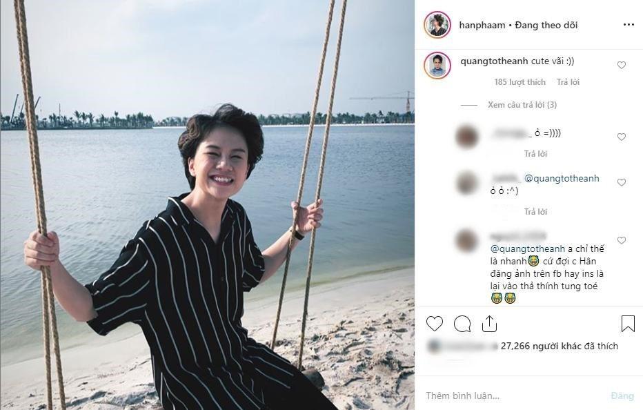 """Không chỉ trên phim, cặp đôi Quang Anh - Bảo Hân """"Về nhà đi con"""" còn khiến fan ra sức """"đẩy thuyền"""" ngoài đời thực - Ảnh 2."""