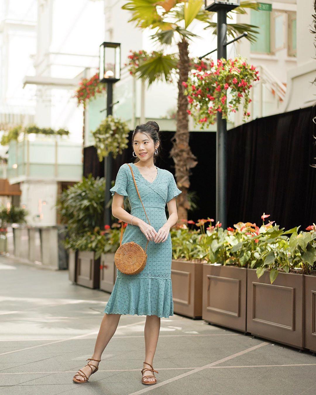 Nàng nào diện váy cũng rất xinh nhưng nếu áp dụng 4 tips sau, vẻ ngoài sẽ càng thêm thanh mảnh và hút mắt - Ảnh 11.