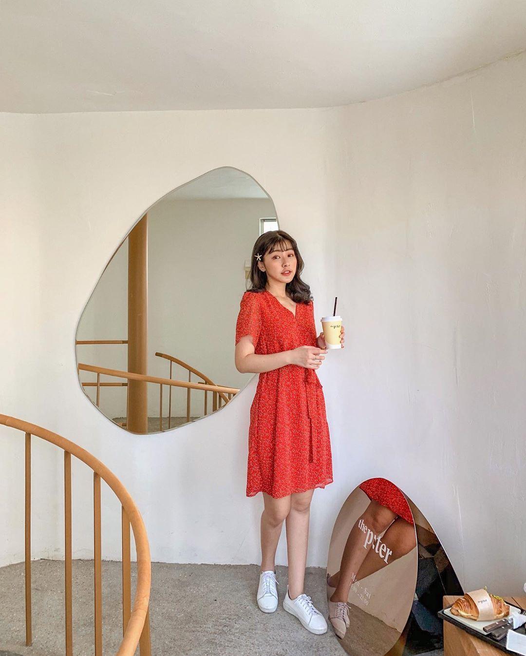 Nàng nào diện váy cũng rất xinh nhưng nếu áp dụng 4 tips sau, vẻ ngoài sẽ càng thêm thanh mảnh và hút mắt - Ảnh 12.