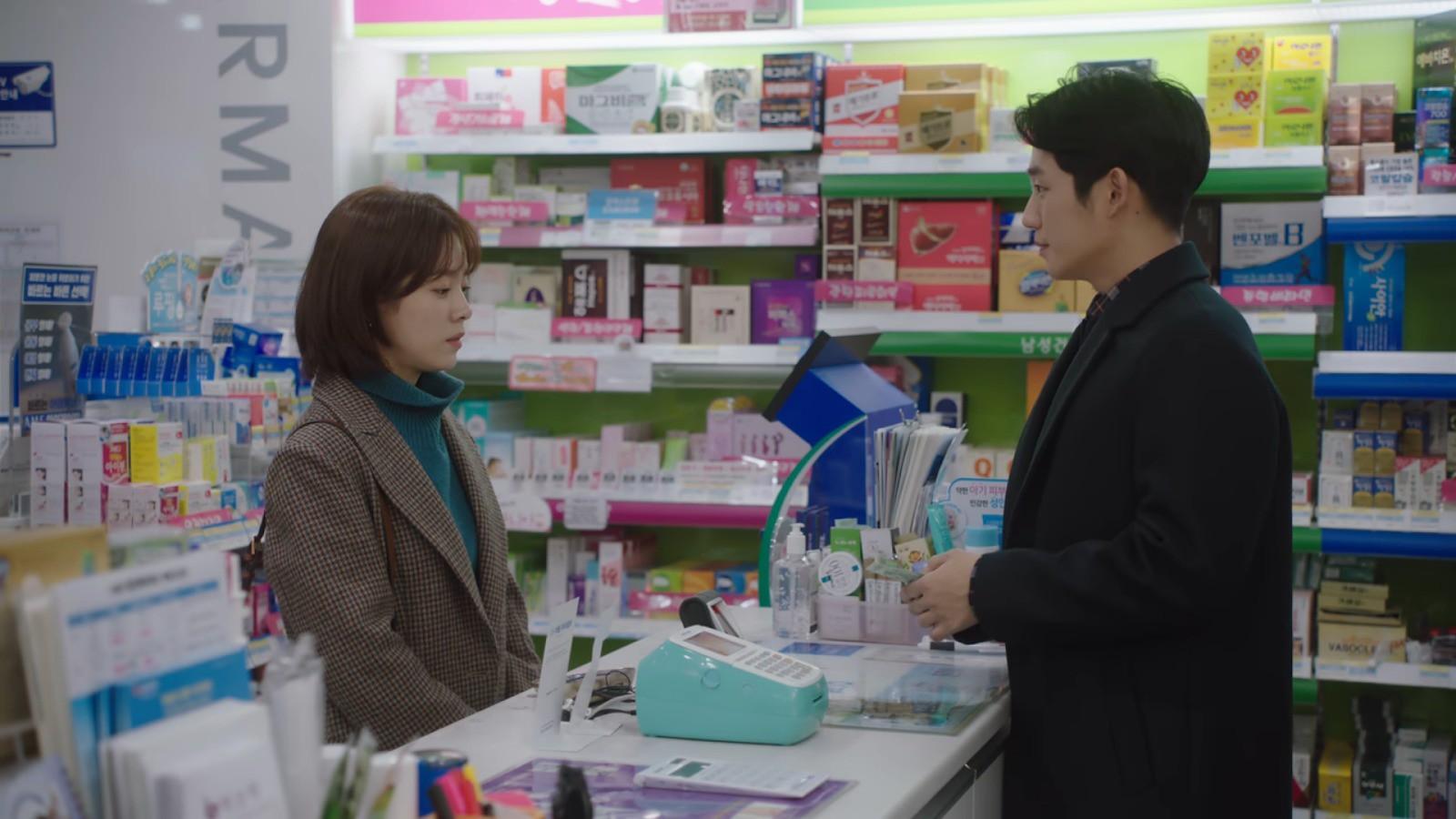 Sau mối tình ngọt lịm gây sốt với Chị Đẹp, Jung Hae In giờ là bố đơn thân hẹn hò ngoài luồng Han Ji Min - Ảnh 4.