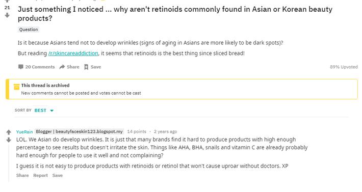 """Luôn hướng đến làn da không tuổi nhưng cớ sao người Hàn vẫn """"ghẻ lạnh"""" với thần dược retinol? - Ảnh 3."""