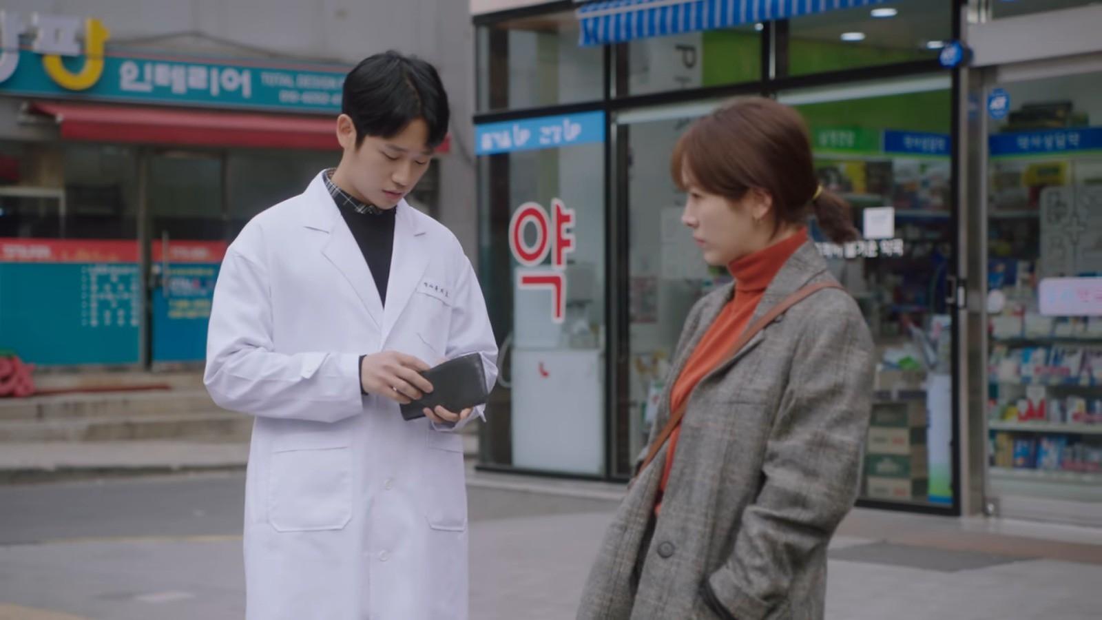 Sau mối tình ngọt lịm gây sốt với Chị Đẹp, Jung Hae In giờ là bố đơn thân hẹn hò ngoài luồng Han Ji Min - Ảnh 9.