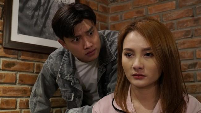 Không chỉ trên phim, cặp đôi oan gia Quốc Trường và Bảo Thanh còn liên tục tương tác với nhau trên mạng khiến fan rần rần thích thú - Ảnh 5.