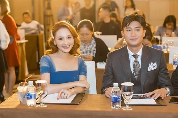 Không chỉ trên phim, cặp đôi oan gia Quốc Trường và Bảo Thanh còn liên tục tương tác với nhau trên mạng khiến fan rần rần thích thú - Ảnh 6.