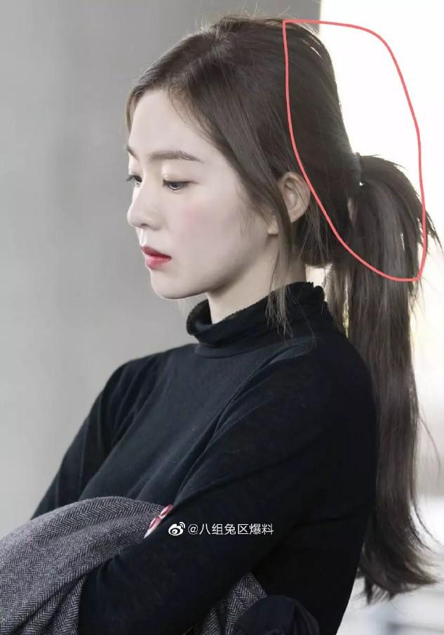 """Netizen Trung hoang mang: """"Hóa idol toàn hói?"""" khi biết sự thật phía sau mái tóc bồng bềnh, dày mượt như mây của họ - Ảnh 4."""