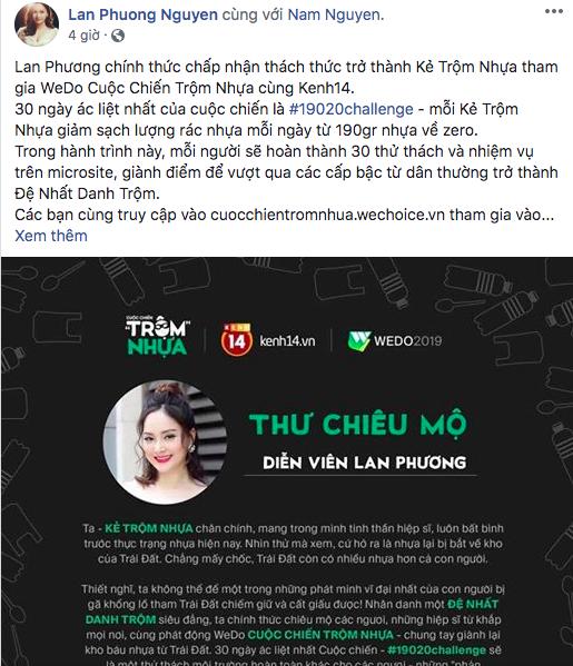 Cuộc chiến trộm nhựa hot lên từng giờ: Đỗ Mỹ Linh, Lan Khuê cùng hàng loạt nghệ sĩ đình đám xác nhận tham gia! - Ảnh 12.