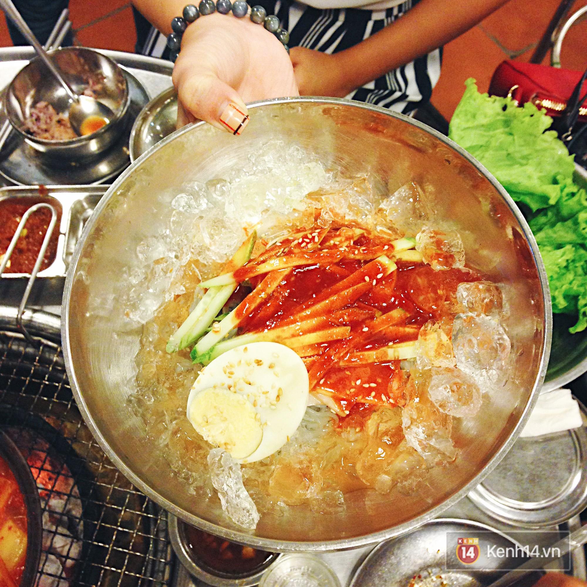 Món ăn quen thuộc của Hàn Quốc bỗng trở thành thứ giải nhiệt tuyệt vời cho mùa hè Hà Nội - Ảnh 5.