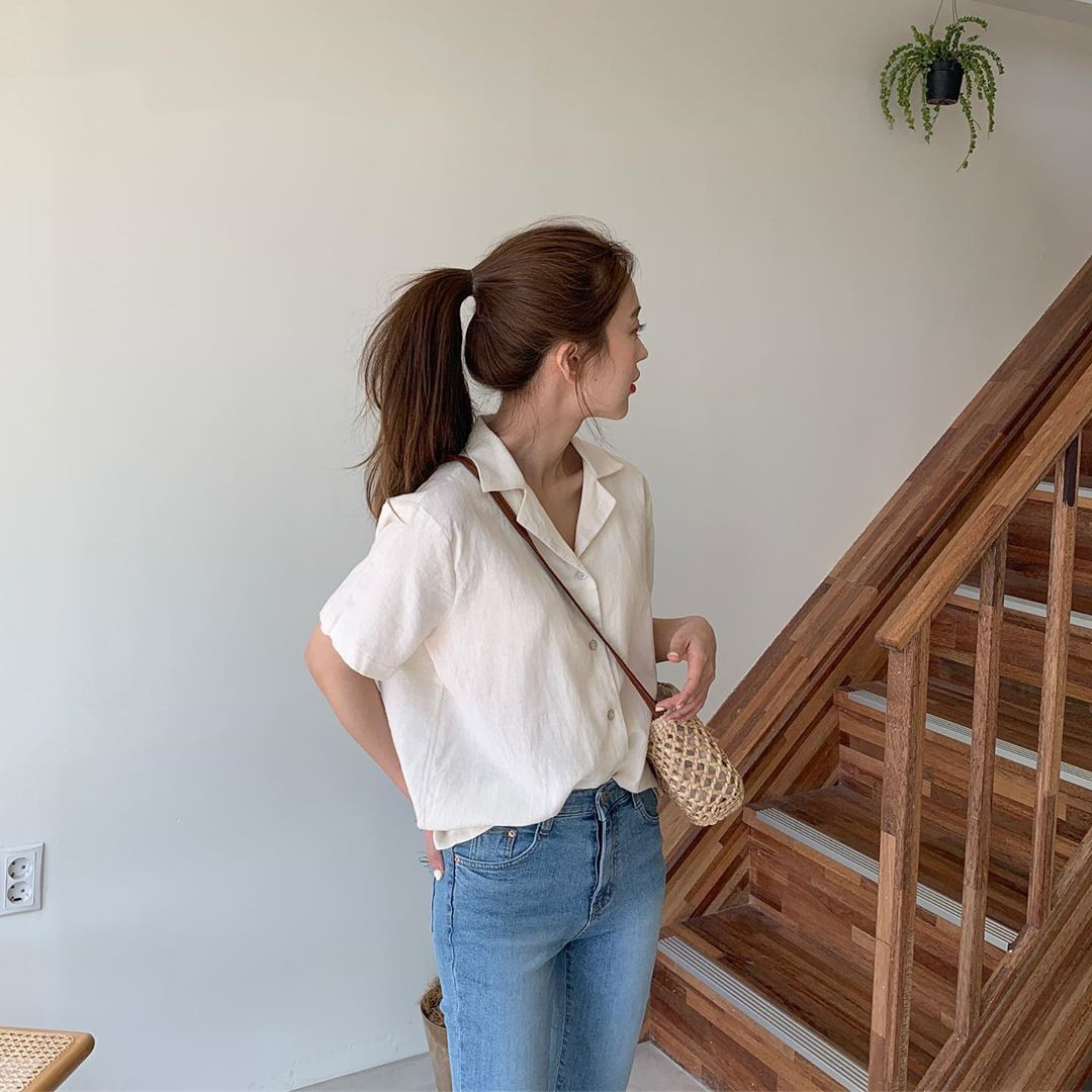 Chị em hãy ghim ngay 5 kiểu áo xinh xắn và mát rượi này để chấp hết mọi đợt nắng nóng kinh hoàng - Ảnh 13.