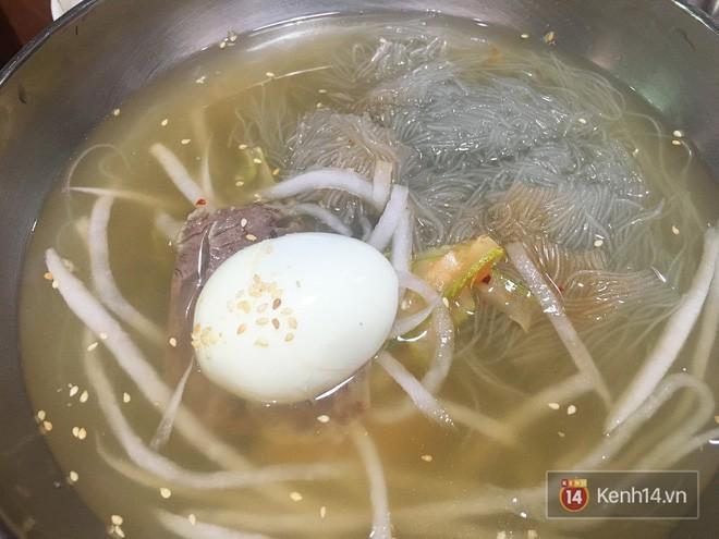 Món ăn quen thuộc của Hàn Quốc bỗng trở thành thứ giải nhiệt tuyệt vời cho mùa hè Hà Nội - Ảnh 7.