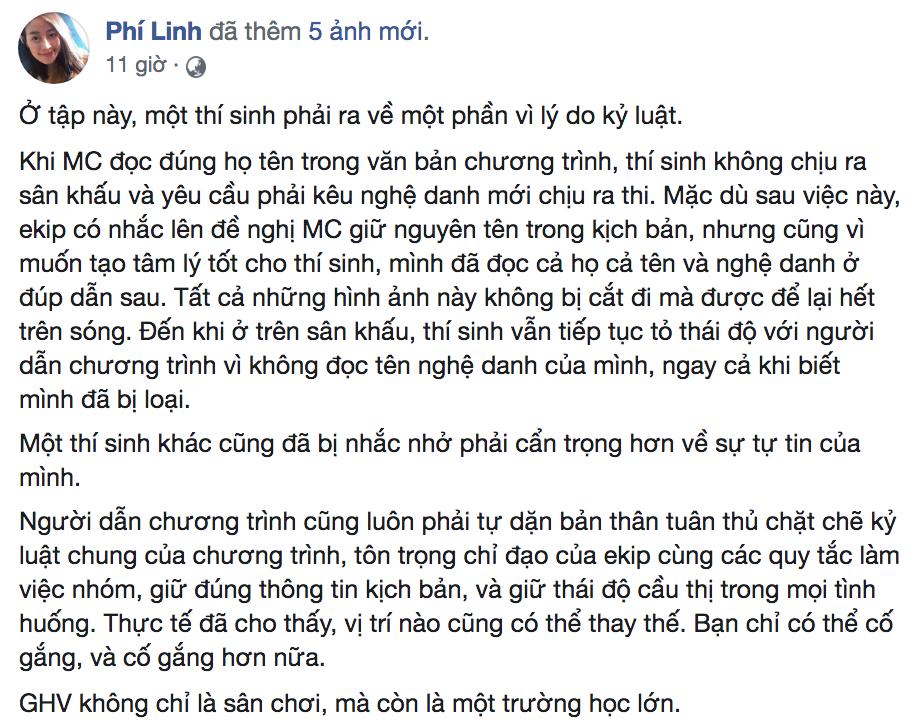 Thí sinh Giọng hát Việt đòi được gọi đúng nghệ danh mới ra sân khấu bị ném đá không trượt phát nào - Ảnh 3.