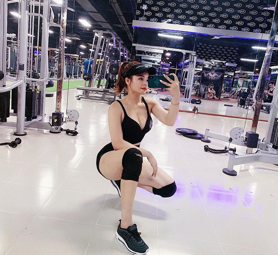 Trà My - cô thư ký sexy khiến Vũ mê đắm trong Về Nhà Đi Con chia sẻ bí quyết giảm béo, sở hữu body 90-63-93 - Ảnh 3.